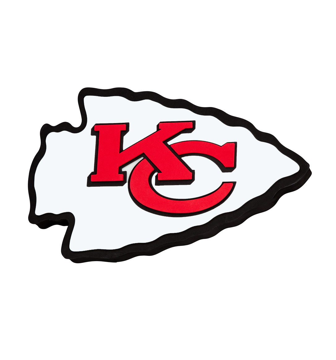 Home   NFL   EVA Foam Wall Sign   Kansas City Chiefs ... 5aff264d8