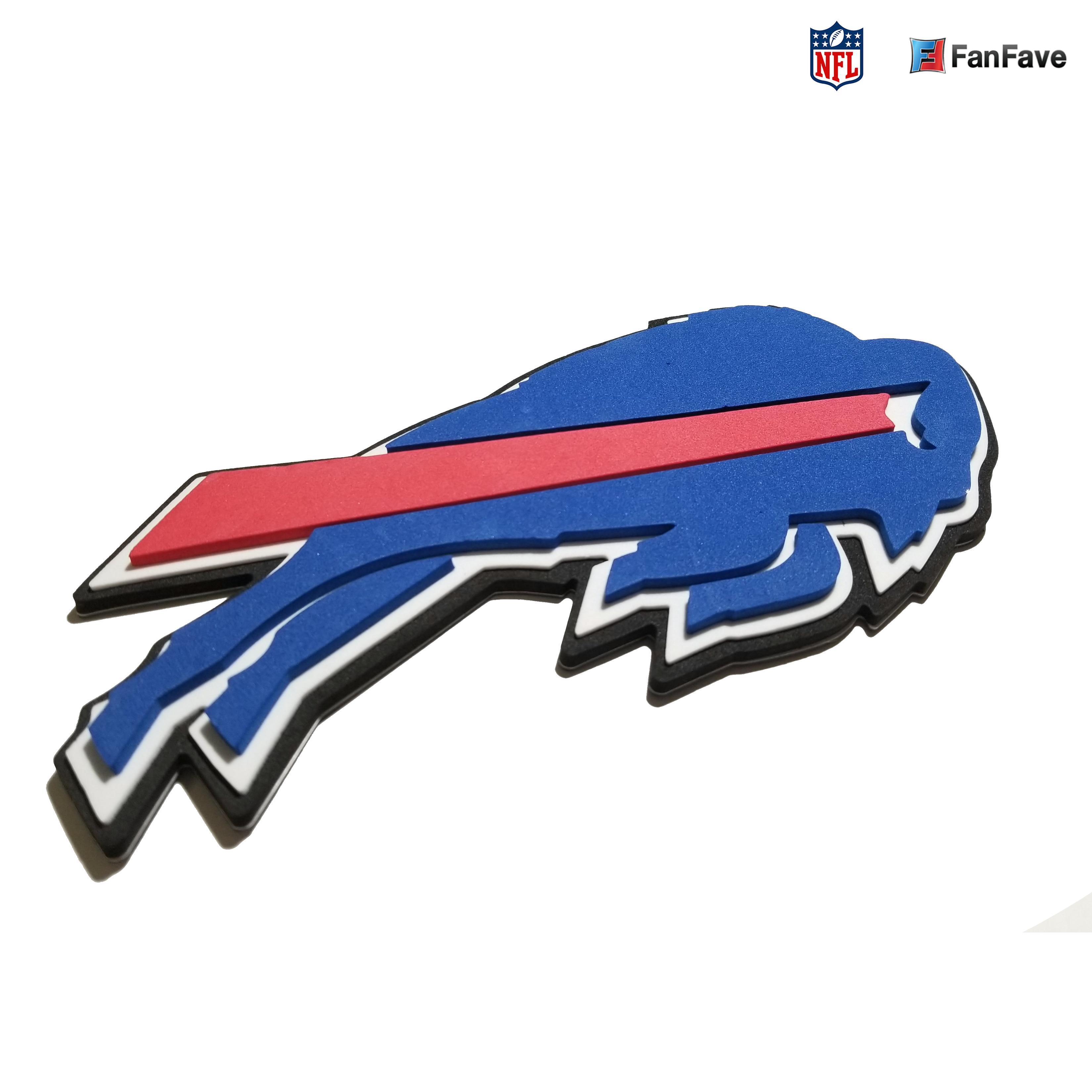 Buffalo Bills Eva Foam 3d Magnet Fanfave